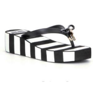 KATE SPADE Women's Rhett Wedges Flip Flops